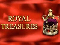 Автомат Royal Treasures с бонусами