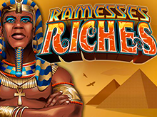 Богатство Рамсеса – слот с интересной тематикой от Microgaming