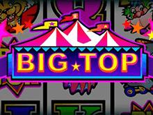 Автомат онлайн Биг Топ – азартная игра с цирковой тематикой