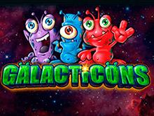 Игровой автомат Галактиконы с супер шансами выиграть деньги