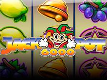 Jackpot 6000 – азартный автомат от NetEnt