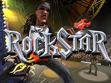 Игровой автомат Рок Звезда с качественной графикой