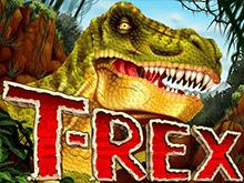 T-rex – новый автомат от RTG