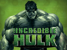The Incredible Hulk от Playtech – слот с интересной тематикой