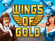 Станьте летчиком и сорвите джекпот с онлайн слотом Золотые Крылья