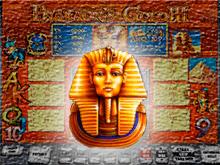 Pharaohs Gold III – игровой онлайн аппарат от Novomatic