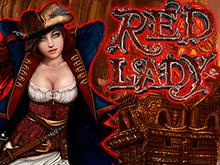 Виртуальный игровой автомат Красная Леди с бонусами