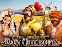 Богатства Дона Кихота – виртуальный слот с бонусами от казино