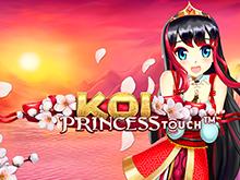 Koi Princess – новая азартная игра от студии NetEnt