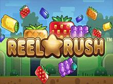Процесс игры в автомат Reel Rush