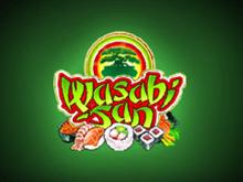 Играть в игровой автомат Васаби Сан онлайн